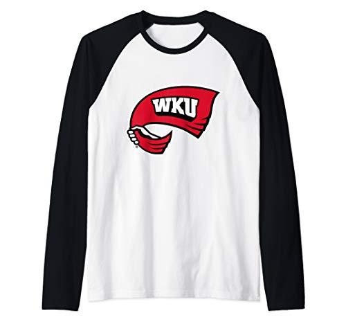 (Western Kentucky University WKU Hilltoppers NCAA PPWKY01 Raglan Baseball Tee)