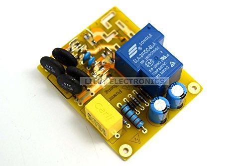 Q-BAIHE HIFI Stereo Amplifier 30A 220v Soft-start Protective