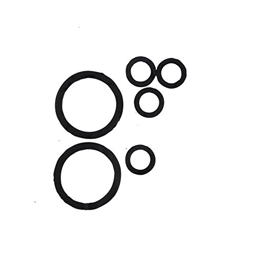 Ge Smartwater O-ring - Ge Ws03x10046 O-Ring Kit (4 Small & 2 Large O-Rings) (WS03X10046)