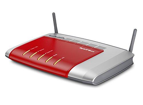 AVM-FRITZ-Box-7272-International-Modem-Router-Wireless-N-450-450-Mbits-su-24-GHz-ADSL2-2-LAN-Gigabit-2-Fast-Ethernet-Base-DECT-1-USB-20-Software-e-Istruzioni-in-Italiano