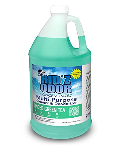 (Unbelieveable Rid'z Odor Concentrate Cleaner - Spiced Green Tea, 128 oz)