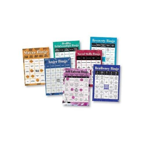 Image of BINGO Games for Adults Set Bingo Sets