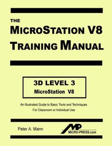MicroStation V8 3D Training Manual
