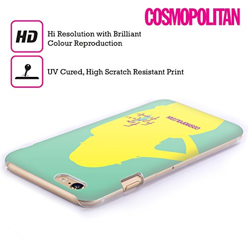 Official Cosmopolitan Cover Girl 5 Fun Fearless Female Hard Back Case for Apple iPhone 4 / 4S