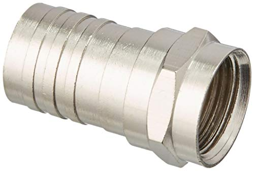 Steren BL-240-035-2 2-Pk Crimp-On F Connector