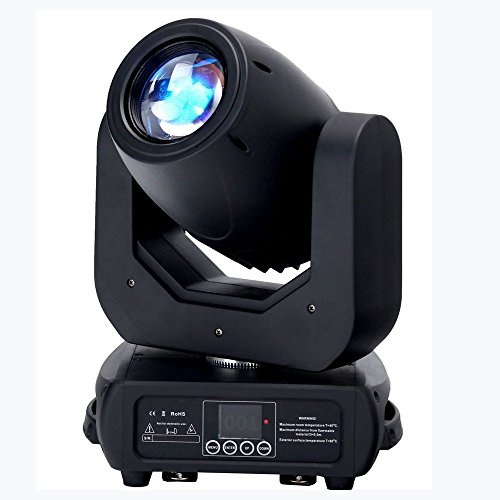 Zitalighting Moving Head Light LED 150W Spot DJ Intimidator Beam Wash Stage light Christmas Party Wedding Show Lighting