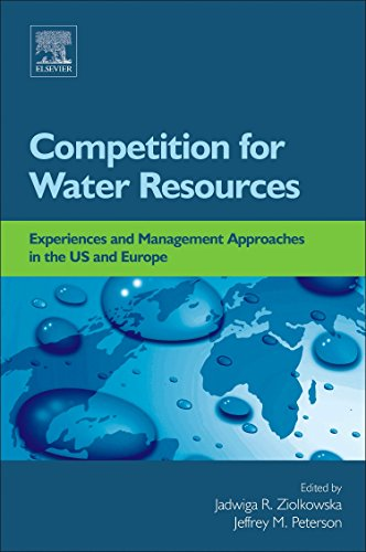Competition for Water Resources: Experiences and Management Approaches in the US and Europe