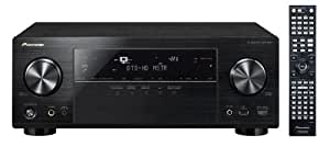 Pioneer VSX-1123 7.2-Channel Network A/V Receiver (Black)