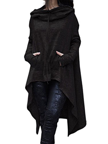 hooded dress coat - 9