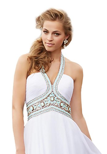 Madison James 15-103 Long V-Neck Prom Dress