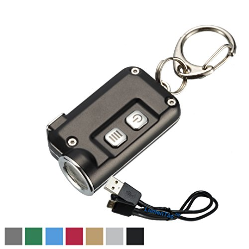 NITECORE TINI USB Rechargeable Keychain With Flashlight