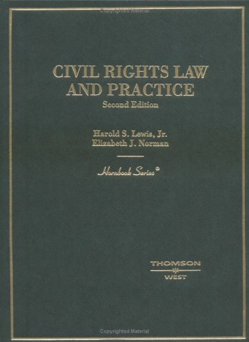 Civil Rights Law and Practice (Hornbook)