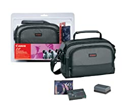 Canon Accessory Kit for Z80, ZR85 & ZR90 (Extended Battery)