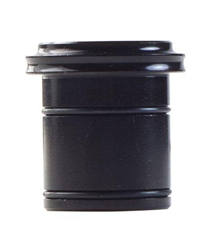 AZONIC 3200 009 Black 20mm Axle Adaptor Hub