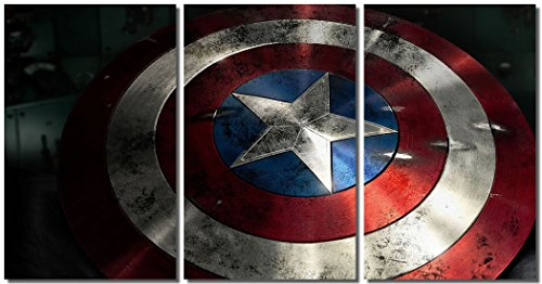 with Captain America Posters & Prints design