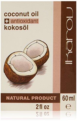 Coconut Oil + Natürliche Antioxidantien - für Haut & Haar - 60ml
