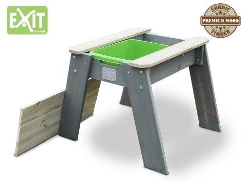 Sandtisch Holz - Exit Aksent Sand- und Wassertisch