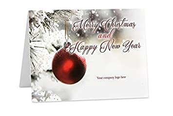 Felicitacion Navidad Personalizada Fotos.10 X Personalizado Navidad Ano Nuevo Tarjetas De