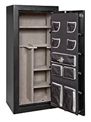 Winchester Ranger Deluxe 19-7-E Gun Safe; 24 Gun Capacity (Black) (Electronic Lock) Review