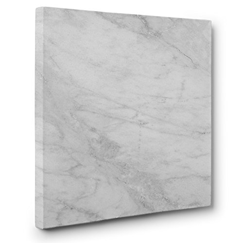 Gray Marble CANVAS Wall Art Home Décor by Paper Blast