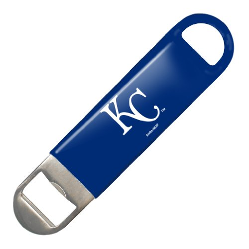 MLB Kansas City Royals Vinyl Covered Long Neck Bottle Opener