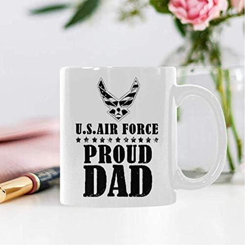 AIR FORCE MUG PROUD DAD Party Supplies FREE SHIPPING