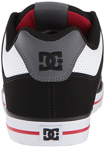 White Dcpure Unisex red Adulto Dc black Puro 47dqwTI