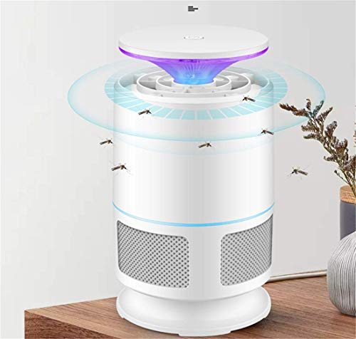 CZALBL USB Mosquito Killer, Household Silent Inhalation Mosquito Killer, Suitable for Night Indoor Mosquito Control (Usb 625)