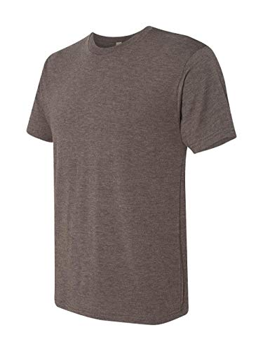 Next Level 6010 Men's Tri-Blend Crew Tee - Large - Macchiato