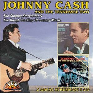Johnny Cash - Singing Storyteller / Rough Cut King of Country - Zortam Music