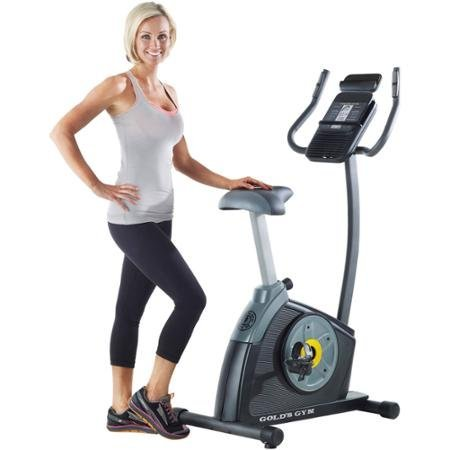 Gold's Gym Cycle Trainer 300 Ci Exercise Bike with iFit Bluetooth Smart Technology – DiZiSports Store