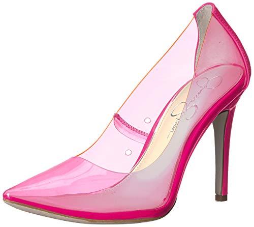 Jessica Simpson Women's PIXERA2 Shoe, Pink, 8 M US (Pink Shoes Jessica Simpson)
