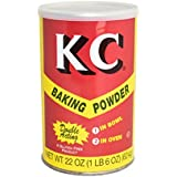KC Baking Powder - 22 oz can (1)