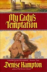 My Lady's Temptation (Hardcover) [Gebundene Ausgabe] by Denise Hampton