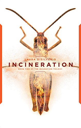book cover of Incineration