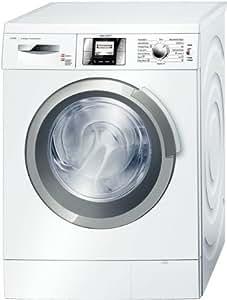Bosch WAS28890EE Independiente Carga frontal 8kg 1400RPM A+ Color blanco - Lavadora (Independiente, Carga frontal, A+, A, B, Color blanco)