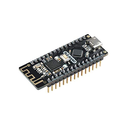 Emakefun BLE Nano for Arduino with Wireless BLE and Micro-USB Interface,TICC2540 Chip,Compatible to Arduino Nano V3.0