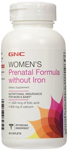 GNC Prenatal Formula Without Iron product image