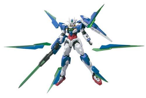 Bandai Tamashii Nations Robot Spirts OO Qua[T] OO Gundam Action Figure