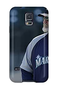 Holly M Denton Davis's Shop Hot seattle mariners MLB Sports & Colleges best Samsung Galaxy S5 cases 1845987K460185824