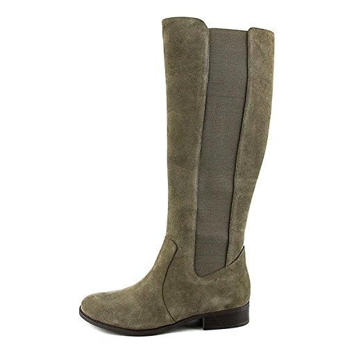 Jessica Simpson Ricel 2 Women Round Toe Knee High Boot(Wide) Olive Taupe,9.5