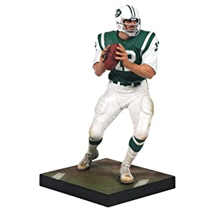 McFarlane Toys NFL Joe Namath Action Figure