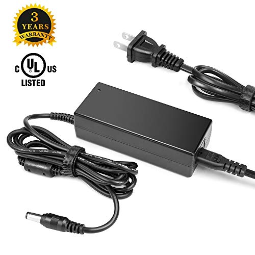 TAIFU AC Adapter for 24V Dymo LabelWriter Turbo Printer 310 315 320 330 400 450 450 Turbo/Duo Twin Turbo printer p/n: 90884, DSA-04215-24224, 1752266, 1752264, 1755120 LabelWriter 4XL Printer PSU Cord