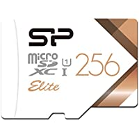 Silicon Power Elite 256GB UHS-I / Class 10 SDXC Memory Card with Adapter