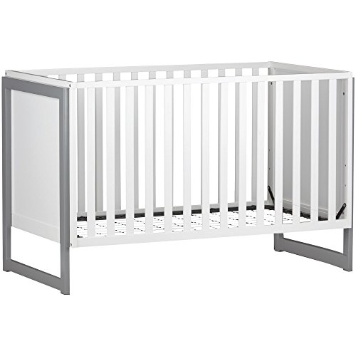 Maple Baby Crib (Little Seeds Maple Lane Dove Crib, White)