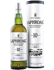 Laphroaig 10 Year Old Single Malt 700ml