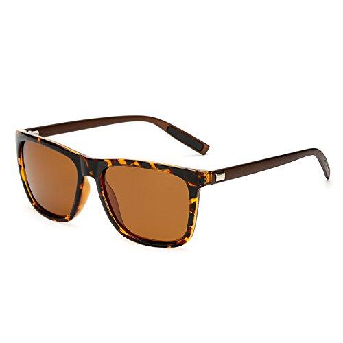 C5 De para UV Mujer Polarizadas Hombre Gafas 400 C5 para Aviator Protección Sol UFq6FdwP
