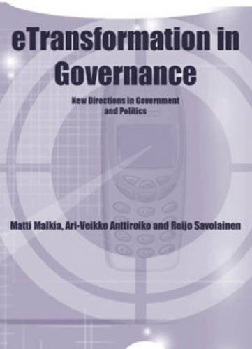 E-Transformation in Governance: New Directions in Government