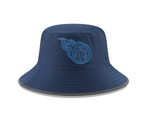 (New Era Tennessee Titans 2018 NFL Training Camp Official Bucket Hat)