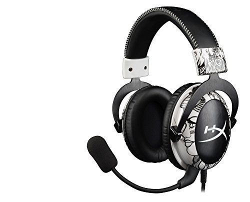 HyperX Cloud Gaming Headset for PC/PS4 - Mav Edition Freesty